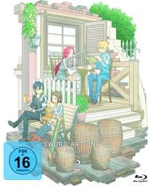 Sword Art Online 3 - Alicization Vol. 2 (Blu-ray), Blu-ray Disc
