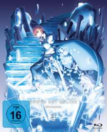 Sword Art Online 3 - Alicization Vol. 4 (Blu-ray), Blu-ray Disc