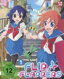 Flip Flappers Vol. 1, DVD