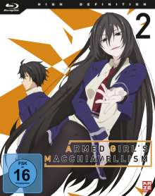 Armed Girl's Machiavellism Vol. 2 (Blu-ray), Blu-ray Disc