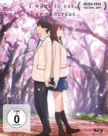 I want to eat your pancreas (Blu-ray), Blu-ray Disc