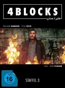 4 Blocks Staffel 3 (finale Staffel), 2 DVDs