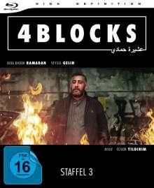4 Blocks Staffel 3 (finale Staffel) (Blu-ray), 2 Blu-ray Discs