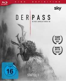 Der Pass Staffel 1 (Blu-ray), 2 Blu-ray Discs