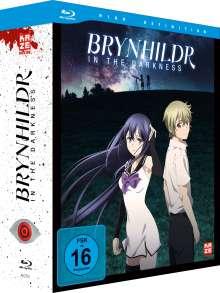 Brynhildr in the Darkness (Gesamtausgabe) (Blu-ray), 4 Blu-ray Discs