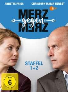 Merz gegen Merz Staffel 1 & 2, 2 DVDs