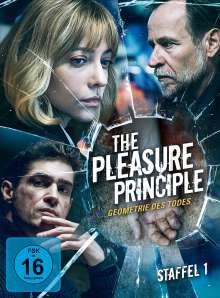 The Pleasure Principle Staffel 1 - Geometrie des Todes, 4 DVDs
