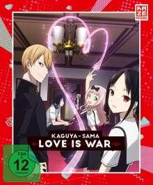 Kaguya-sama: Love Is War Vol. 1 (mit Sammelschuber), DVD