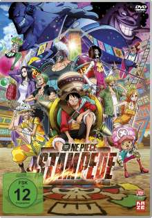 One Piece - 13. Film: Stampede, DVD