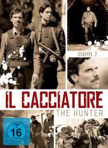 Il Cacciatore - The Hunter Staffel 2, 3 DVDs