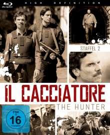 Il Cacciatore - The Hunter Staffel 2 (Blu-ray), 2 Blu-ray Discs