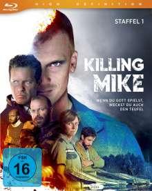 Killing Mike Staffel 1 (Blu-ray), 2 Blu-ray Discs