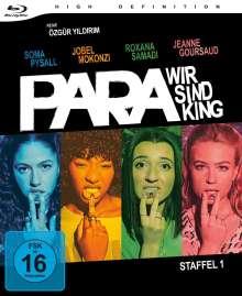 Para - Wir sind King Staffel 1 (Blu-ray), 2 Blu-ray Discs