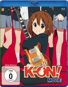 K-ON! - The Movie (Blu-ray), Blu-ray Disc