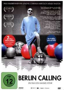Berlin Calling (Special Edition), 2 DVDs