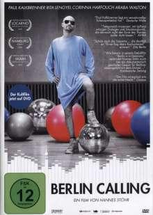 Berlin Calling, DVD