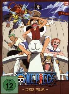 One Piece - Der Film, DVD