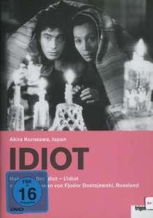 Hakuchi - Der Idiot (OmU), DVD