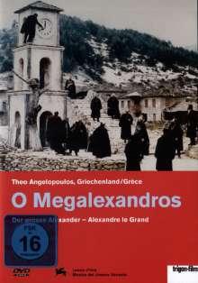Der grosse Alexander (OmU), DVD