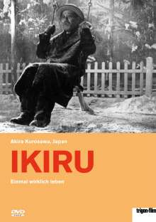 Ikiru - Einmal wirklich leben (OmU), DVD