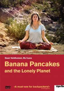 Banana Pancakes and the Lonely Planet (OmU), DVD