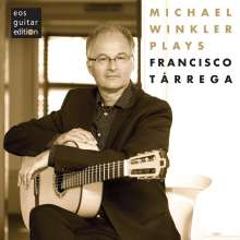 Francisco Tarrega (1852-1909): Gitarrenwerke, CD