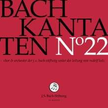 Johann Sebastian Bach (1685-1750): Bach-Kantaten-Edition der Bach-Stiftung St.Gallen - CD 22, CD