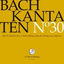 Johann Sebastian Bach (1685-1750): Bach-Kantaten-Edition der Bach-Stiftung St.Gallen - CD 30, CD