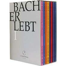 "Johann Sebastian Bach (1685-1750): Bach-Kantaten-Edition der Bach-Stiftung St.Gallen ""Bach erlebt"" - Das Bach-Jahr 2007, 9 DVDs"