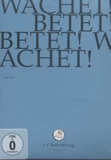 Johann Sebastian Bach (1685-1750): Bach-Kantaten-Edition der Bach-Stiftung St.Gallen - Kantate BWV 70, DVD