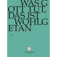 Johann Sebastian Bach (1685-1750): Bach-Kantaten-Edition der Bach-Stiftung St.Gallen - Kantate BWV 98, DVD