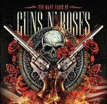 The Many Faces Of Guns N'Roses, 3 CDs