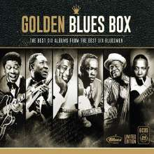 Golden Blues Box (Limited Edition), 6 CDs