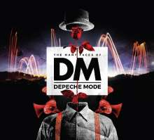 The Many Faces Of Depeche Mode, 3 CDs