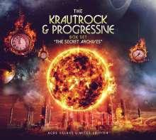 The Krautrock & Progressive Boxset: The Secret Archives (Limited Edition), 6 CDs