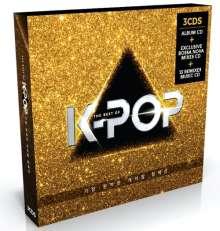 Best Of K-Pop, 3 CDs