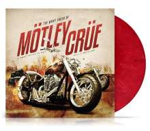 The Many Faces Of Mötley Crüe (180g) (Limited-Edition) (Red Marbled Vinyl), 2 LPs
