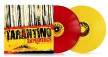 Filmmusik: Tarantino Experience (180g) (Limited Edition) (Colored Vinyl), 2 LPs