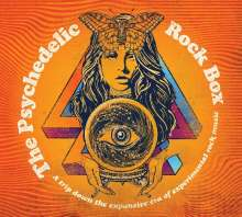 Psychedelic Rock Box (Limited-Edition), 6 CDs