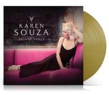 Karen Souza: Velvet Vault (180g) (Gold Vinyl), LP