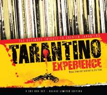 Filmmusik Sampler: Filmmusik: Tarantino Experience Complete Collection (Deluxe Limited Edition), 6 CDs