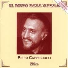 Piero Cappuccilli singt Arien, CD