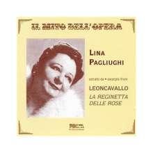 Lina Pagliughi singt Arien, CD