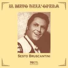 Sesto Bruscantini - Il Mito Dell'Opera, CD