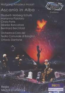 Wolfgang Amadeus Mozart (1756-1791): Ascanio In Alba, DVD
