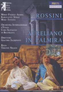 Gioacchino Rossini (1792-1868): Aureliano in Palmira, DVD