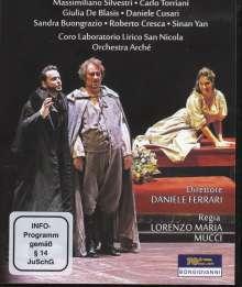 Giovanni Pacini (1796-1867): Il Convitato Di Pietra, DVD