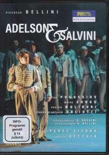 Vincenzo Bellini (1801-1835): Adelson e Salvini, DVD