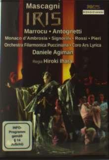Pietro Mascagni (1863-1945): Iris, DVD