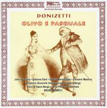 Gaetano Donizetti (1797-1848): Olivo e Pasquale, 2 CDs